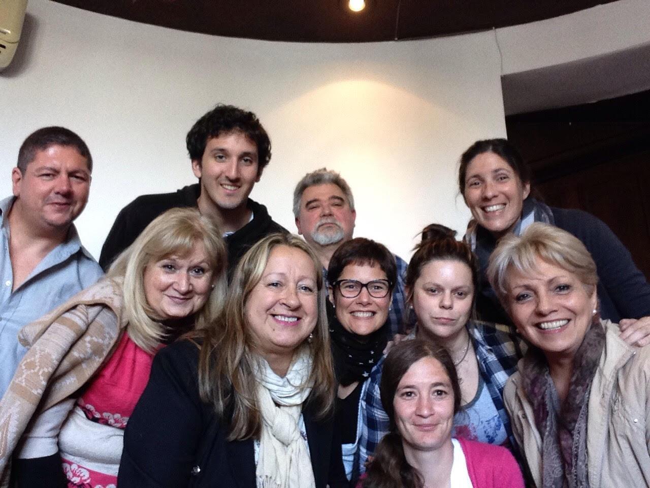 Ultimo día del Taller de los sábados en el Pittamiglio