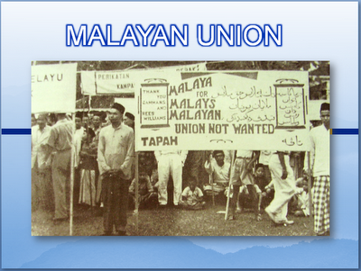 impact malayan union essay The territories on peninsular malaysia were first unified as the malayan union in 1946 malaya was restructured as the federation of malaya in 1948, and achieved.
