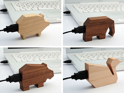 Creative Wooden Gadgets and Designs (16) 6