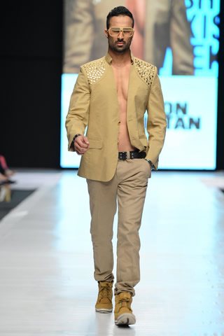 Deepak and Fahad , Fashion Pakistan Week 5