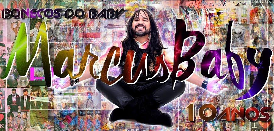 BONECOS DO BABY