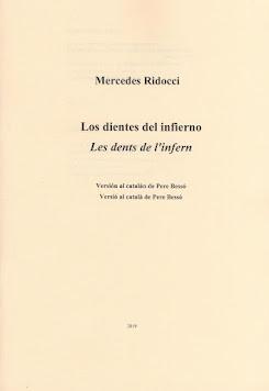 """""""LOS DIENTES DEL INFIERNO"""" - Plaquette bilingüe (español-catalán)"""