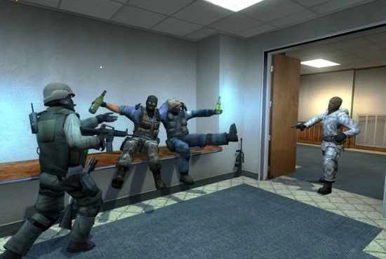 """imagenes del counter strike source y 1.6"