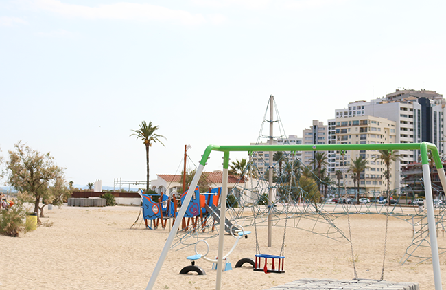 Empuriabrava playground, Costa brava