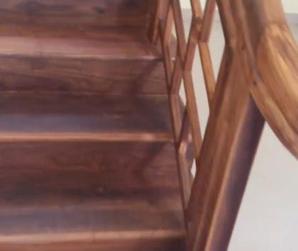 Kerala Style Staircase Ideas