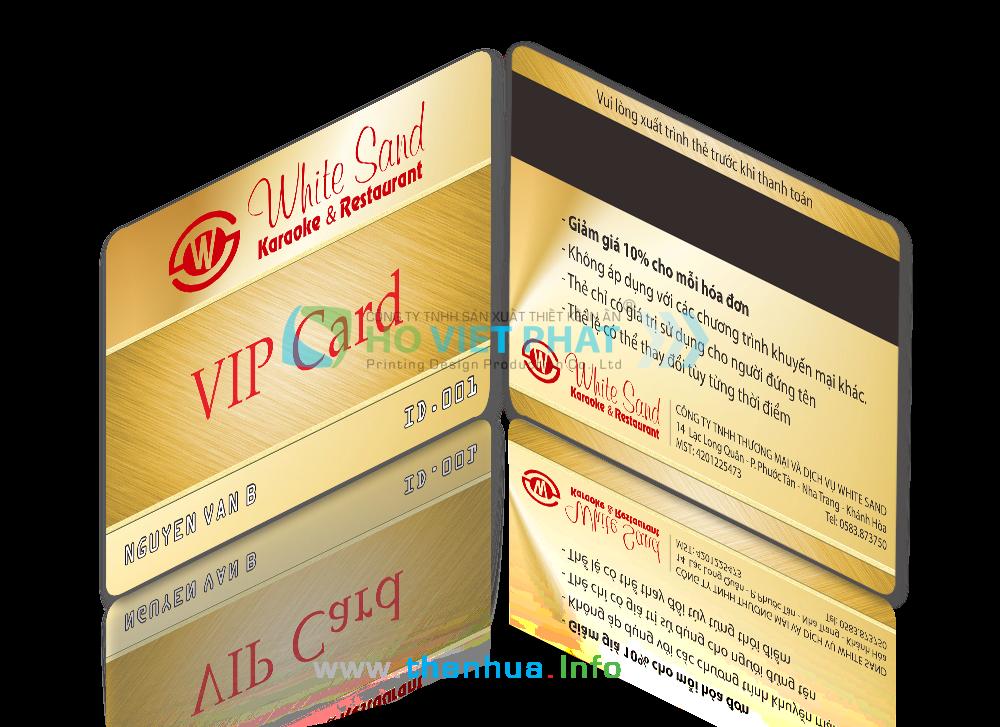 VIP Card Karaoke & Nhà Hàng | Thẻ Giảm Giá 10%