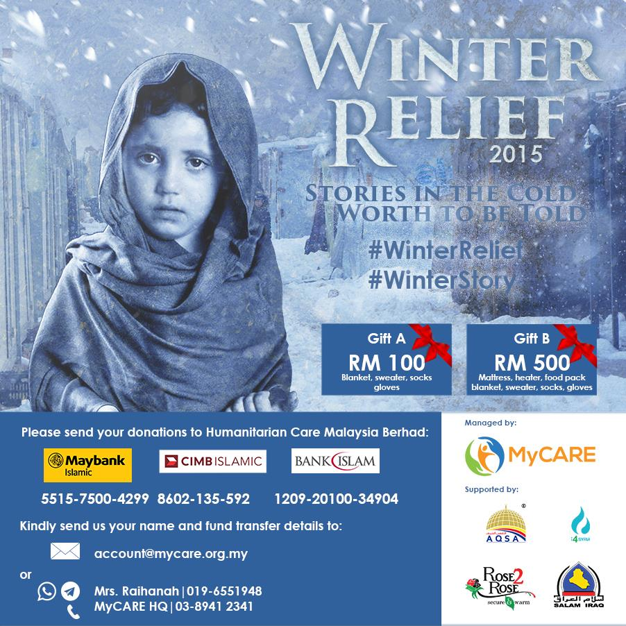 Winter Relief (Syria)