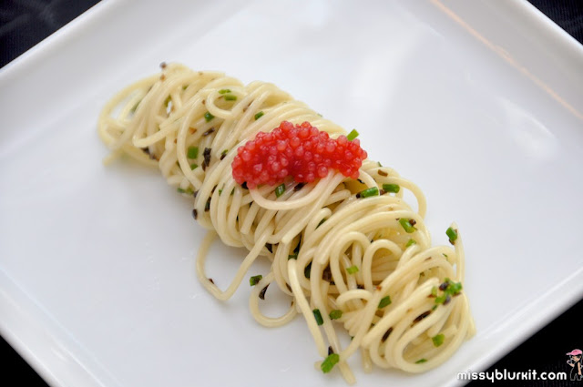 How Do I Roll Or Wrap Up Pasta Into A Log Like Shape For