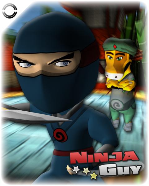 Ninja Guy 2013