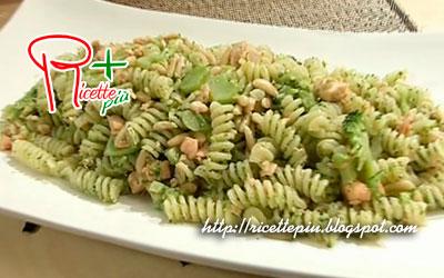 Fusilli Broccoli Pinoli e Trota di Cotto e Mangiato