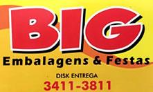BIG EMBALAGENS E FESTA,DISK ENTREGAS 311-3811