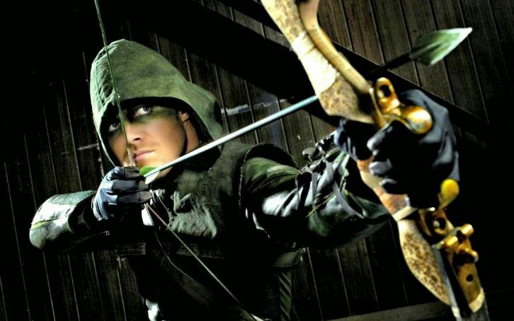 Poll: Favorite Scene From Arrow - The Magician