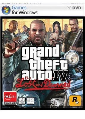 Games Zone:Grand Theft Auto:The Lost and Damned
