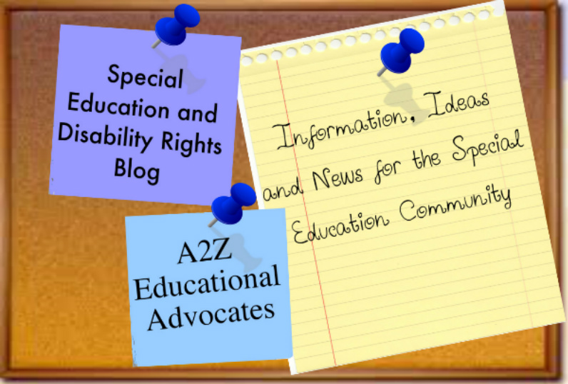 Special Education and Disability Rights Blog