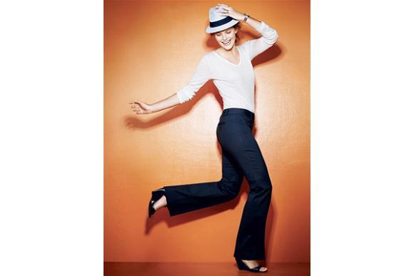 نصائح لتبدي نحيفة في أزياءك - أزياء 2013