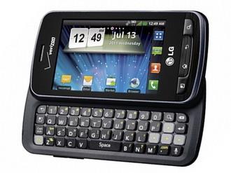 Verizon LG Enlighten Android QWERTY slider phone
