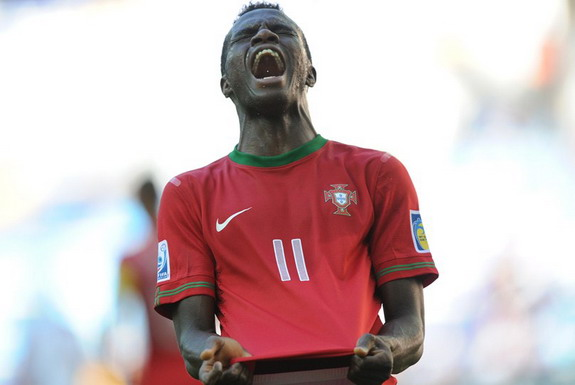 Bruma has been linked with a summer move from Sporting Lisbon to Chelsea