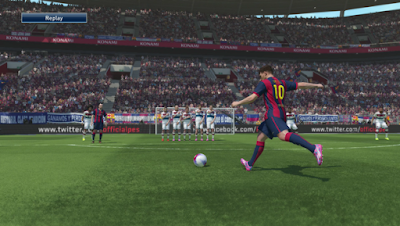 Free Download Pes 2016 Apk + Data for Android