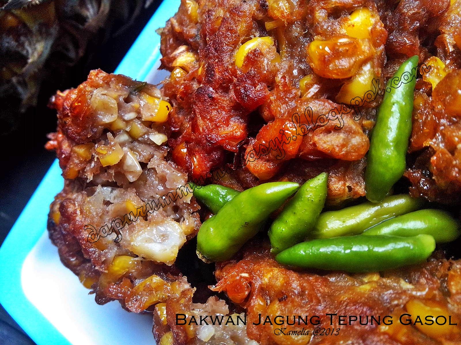 Jual Gasol Tepung Beras Merah Welcome To Cozy Kitchen Bakwan Jagung