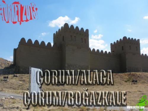 2013/09/08 Turkey2013 54. Gün (Çorum/Alaca - Çorum/Boğazkale)