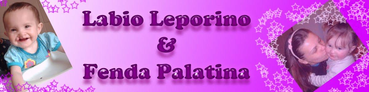LABIO LEPORINO E FENDA PALATINA-FISSURAS