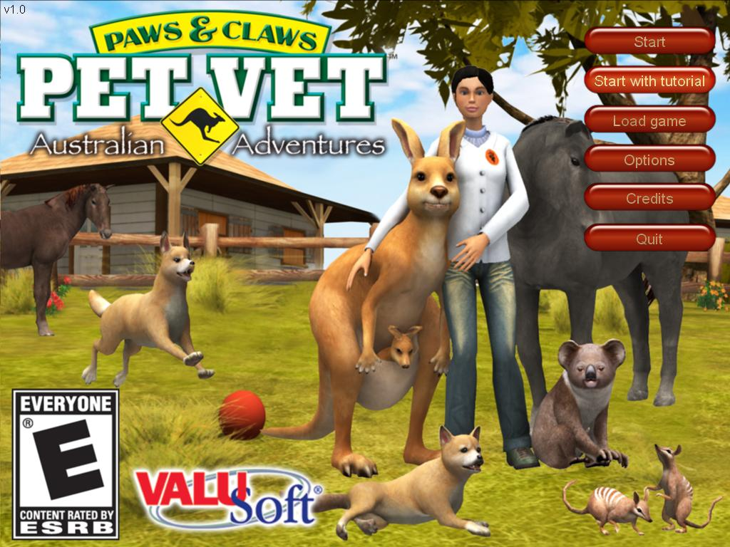 Little Critter Clinic - Vet Game - Pet Vet, Veterinarian ...