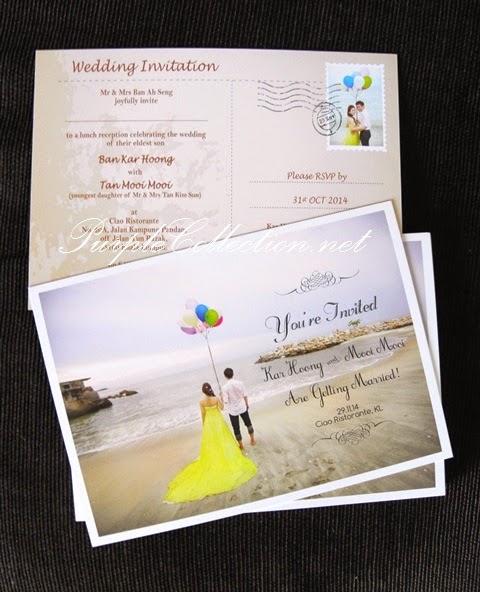 postcard invitation, wedding card, modern, vintage, kuala lumpur, selangor, penang, perak, ipoh, melaka, johor bahru, singapore, pahang, kedah, kelantan, perlis, sabah, sarawak, tawau, sandakan, kuching, miri, bintulu, temerloh, bentong, mentakab, jengka, canada, australia, printing, cetak, personalised, personalized, custom made, design, hand crafted, handmade, malaysia, kad kahwin pos kad, online, purchase, buy, sell