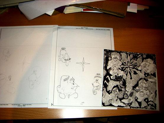 dibuixos de l'Anabel Torres