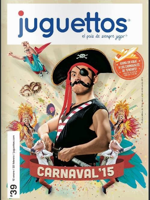 Disfraces Baratos para Carnaval 2015