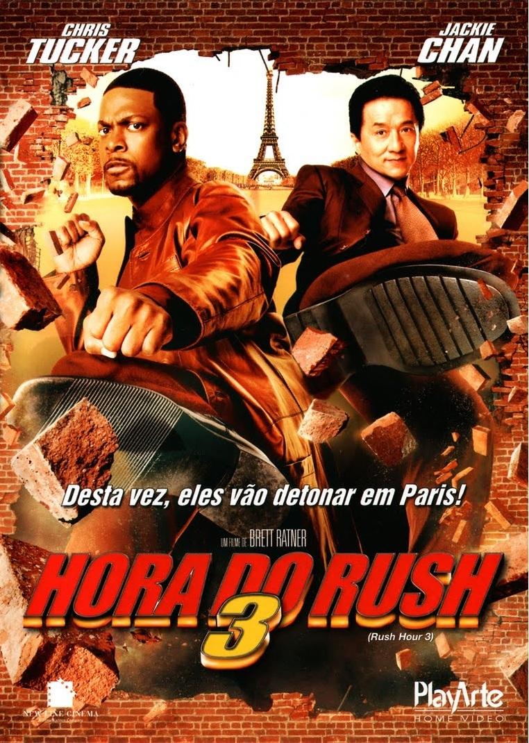 A Hora do Rush 3 – Dublado (2007)