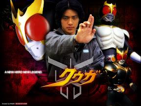 Kamen Rider Kuuga 1