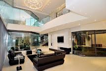 Huge Modern Mansion Living Room