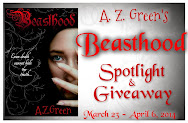 A.Z.Green's BEASTHOOD Spotlight & Giveaway