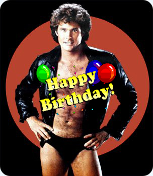 happy bday, cox! Hasselhoff_birthday