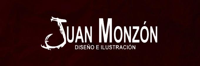 Juan Monzón diseño e ilustración