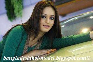 model Ahona