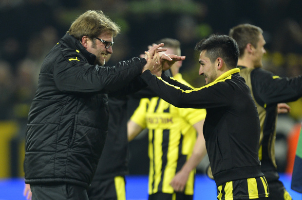 Gundogan praised Liverpool and Jurgen Klopp. (Picture: Getty)