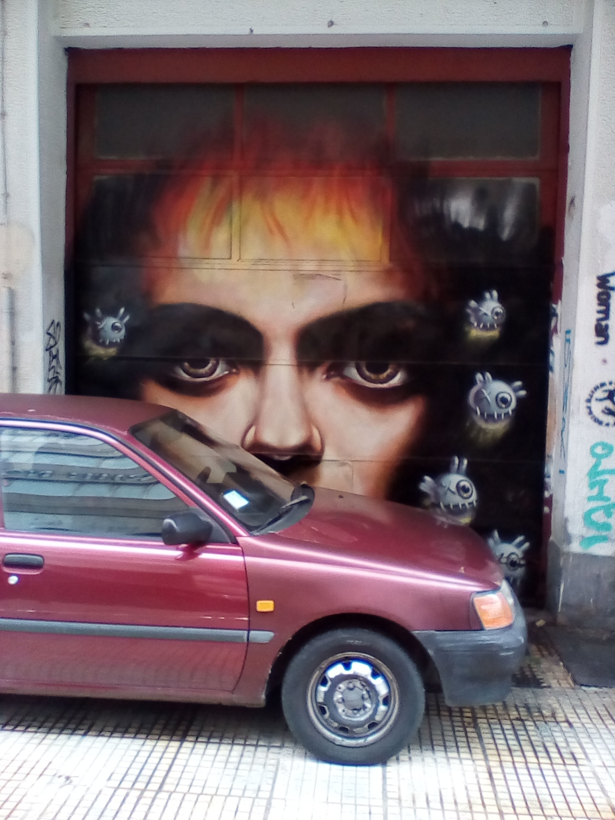 Psyris grafity