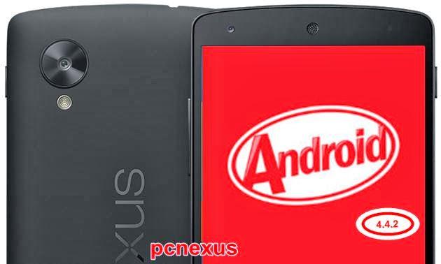 nexus 5 android 4.4.2 kitkat kot49h