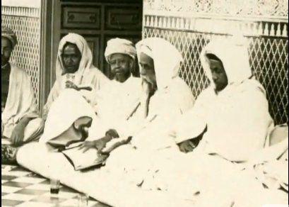Les très Saintes Faveurs ou les dons sanctifiés- Cheikh Ahmad al-Alawî
