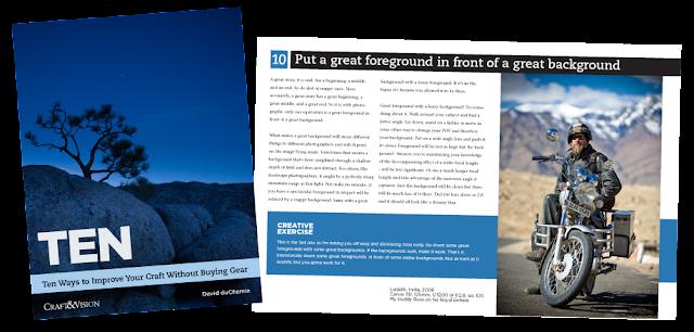 Copertina dell'ebook di fotografia con 10 consigli per fotografare meglio