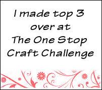 I made Top 3!
