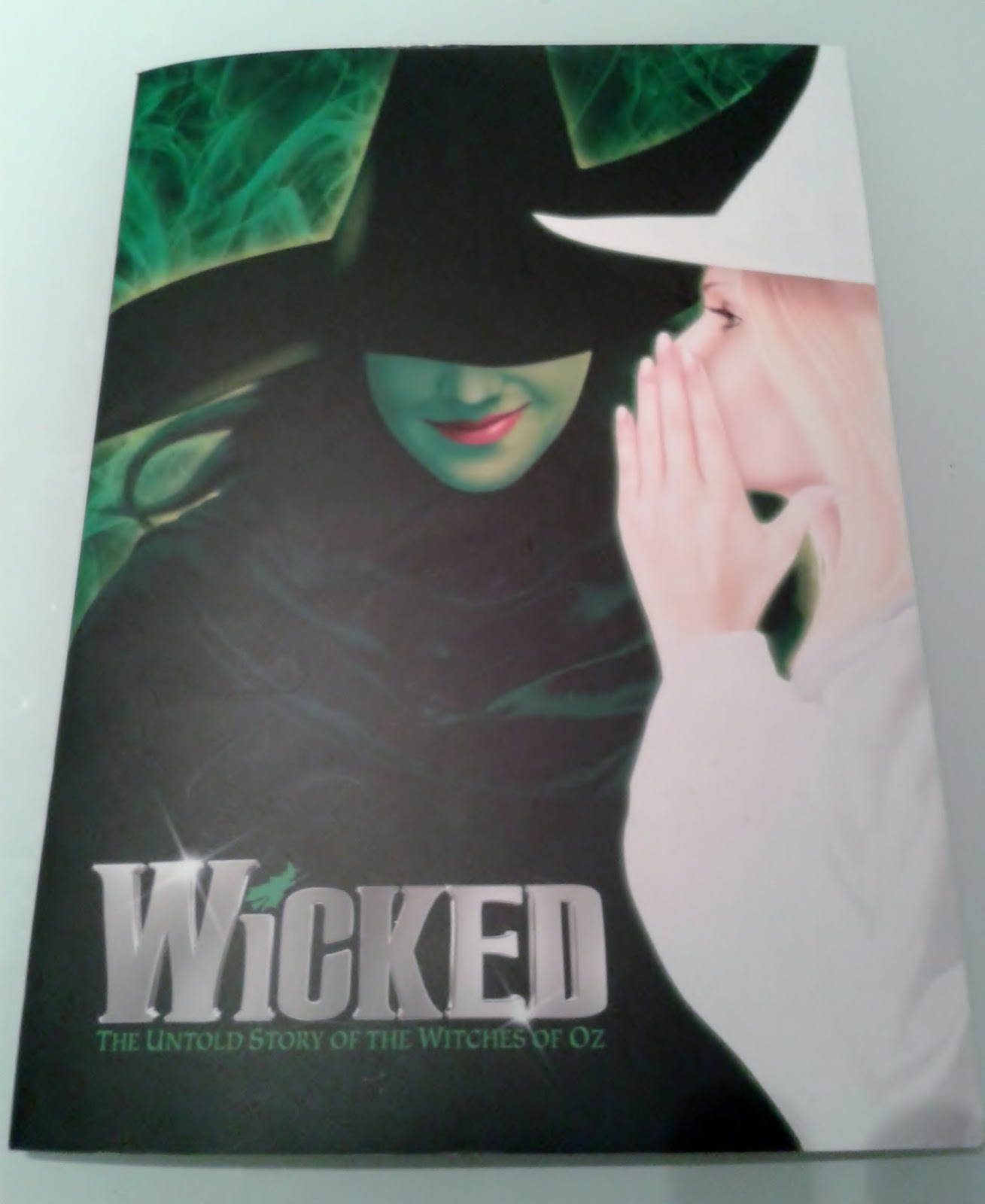 Wicked - Show Programme