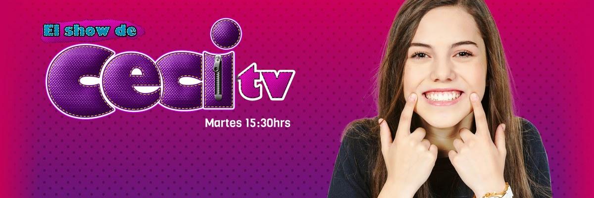 El show de Ceci, en Telehit 2014 | Ximinia