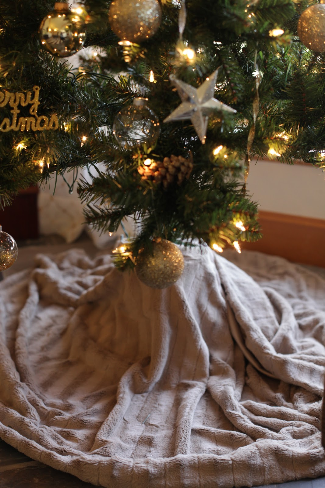 Restoration Hardware Tree Skirt