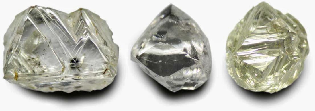 ajediam diamonds alarmierende rohdiamant imitationen im markt. Black Bedroom Furniture Sets. Home Design Ideas