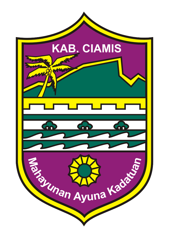 Download Logo Kabupaten Ciamis Vector