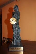 """""""Flamenco y Mujer"""" Premio Colaborador 2015"""