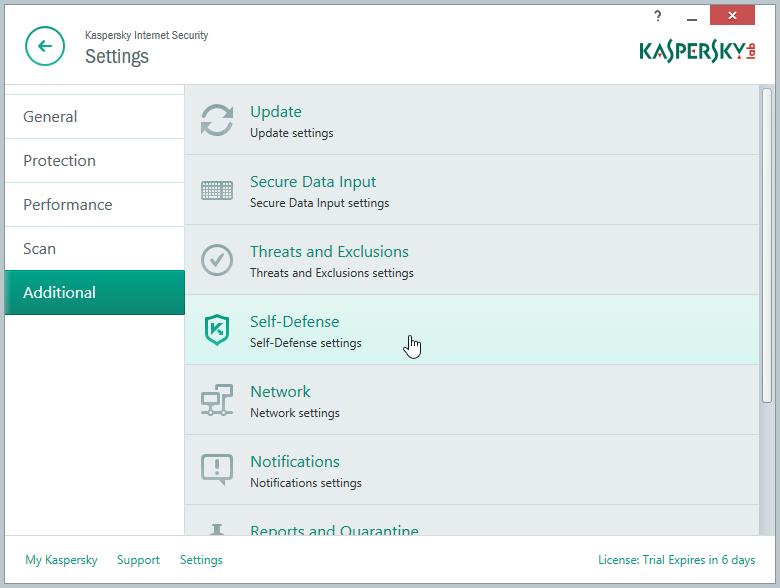 Kaspersky trial reset tool download