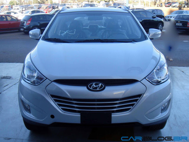 Hyundai ix35 2013 Flex - prata